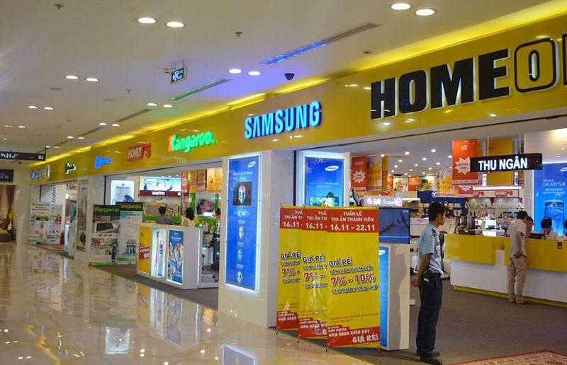 hội chợ trưng bày siêu thị