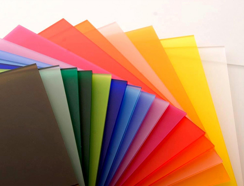 Màu sắc chất liệu mica